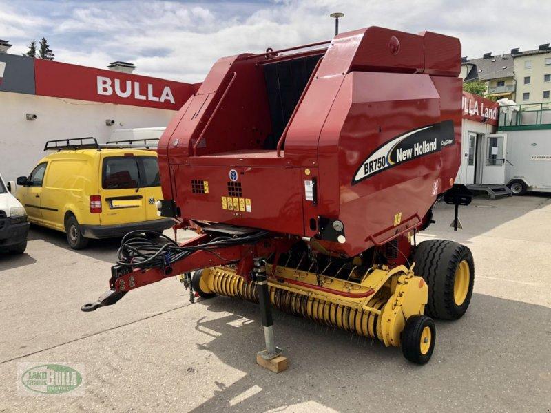 Rundballenpresse typu New Holland BR 750 Variabel, Gebrauchtmaschine v Sierning (Obrázok 1)