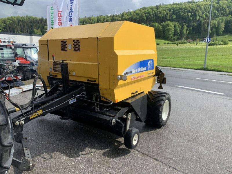 Rundballenpresse typu New Holland BR6090, Gebrauchtmaschine v Adnet (Obrázok 1)