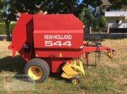 Rundballenpresse des Typs New Holland NH 544 CROP CUTTER, Gebrauchtmaschine in Gottenheim