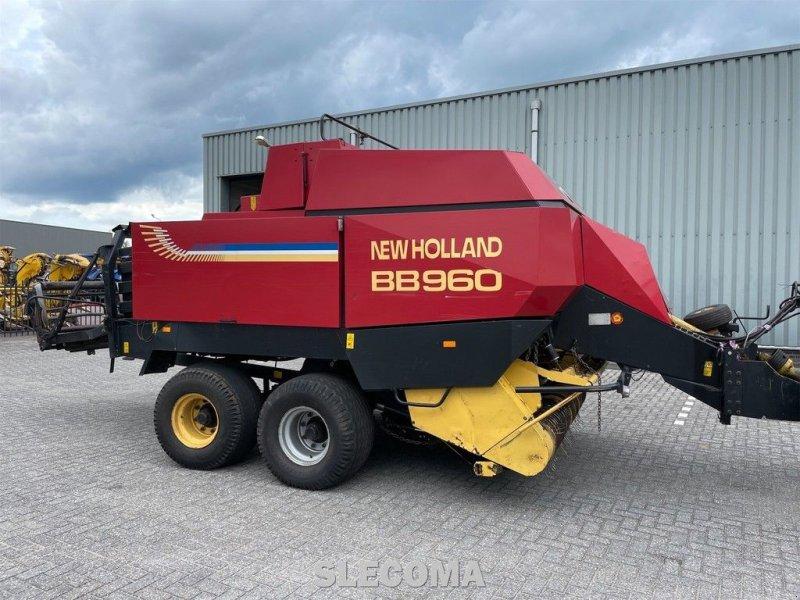 Rundballenpresse a típus New Holland NH BB960, Gebrauchtmaschine ekkor: BOEKEL (Kép 1)