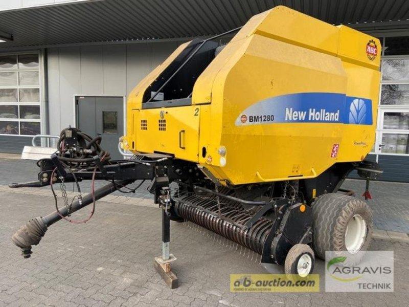 Rundballenpresse des Typs New Holland RB 180 SUPER FEED, Gebrauchtmaschine in Olfen (Bild 1)