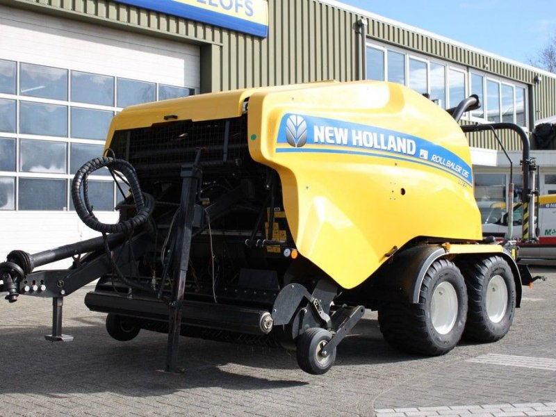 Rundballenpresse типа New Holland Roll Baler 135 Ultra, Gebrauchtmaschine в BENNEKOM (Фотография 6)