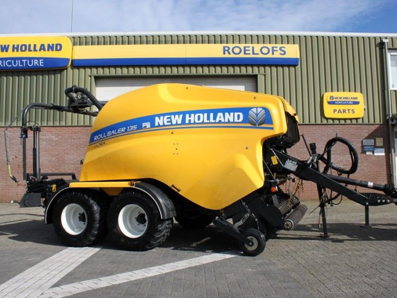 Rundballenpresse типа New Holland Roll Baler 135 Ultra, Gebrauchtmaschine в BENNEKOM (Фотография 2)