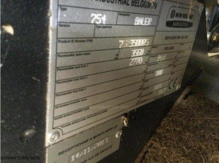 Rundballenpresse a típus New Holland ROLL-BELT 150, Gebrauchtmaschine ekkor: RIVARENNES (Kép 9)
