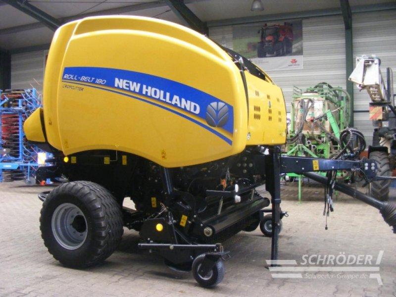 Rundballenpresse des Typs New Holland Roll Belt 180, Gebrauchtmaschine in Lastrup (Bild 1)