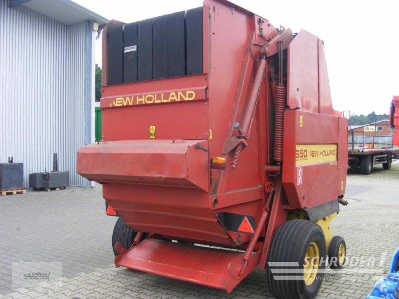 Rundballenpresse des Typs New Holland Rundballenpresse 650, Gebrauchtmaschine in Lastrup (Bild 1)