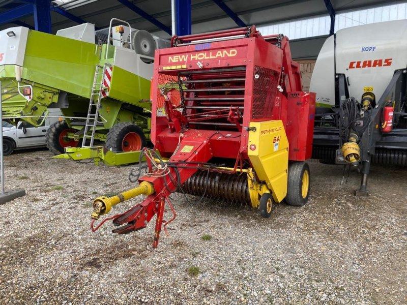 Rundballenpresse des Typs New Holland Typ 841 Landwirtmaschine, Gebrauchtmaschine in Schutterzell (Bild 1)