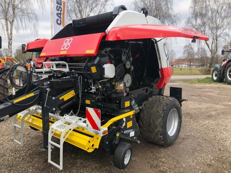 Rundballenpresse des Typs Pöttinger IMPRESS 185 V Pro, Gebrauchtmaschine in Klempau (Bild 6)