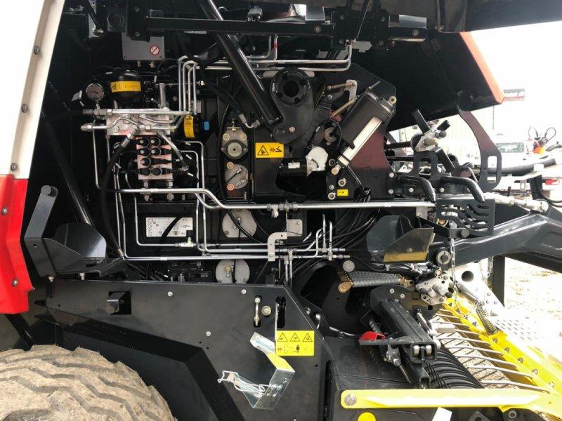Rundballenpresse des Typs Pöttinger IMPRESS 185 V Pro, Gebrauchtmaschine in Klempau (Bild 7)