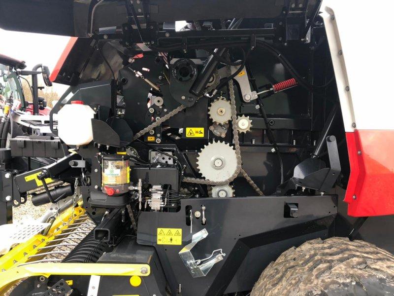 Rundballenpresse des Typs Pöttinger IMPRESS 185 V Pro, Gebrauchtmaschine in Klempau (Bild 8)