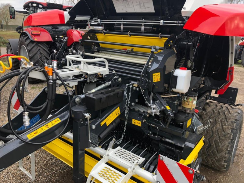 Rundballenpresse des Typs Pöttinger IMPRESS 185 V Pro, Gebrauchtmaschine in Klempau (Bild 10)