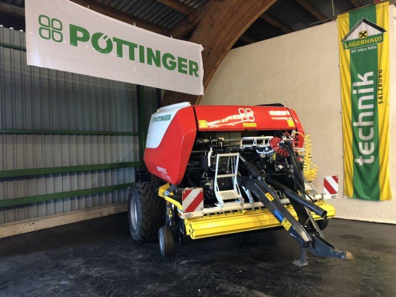 Rundballenpresse des Typs Pöttinger Rundballenpresse Impress 125 F pro, Gebrauchtmaschine in Bergheim (Bild 1)