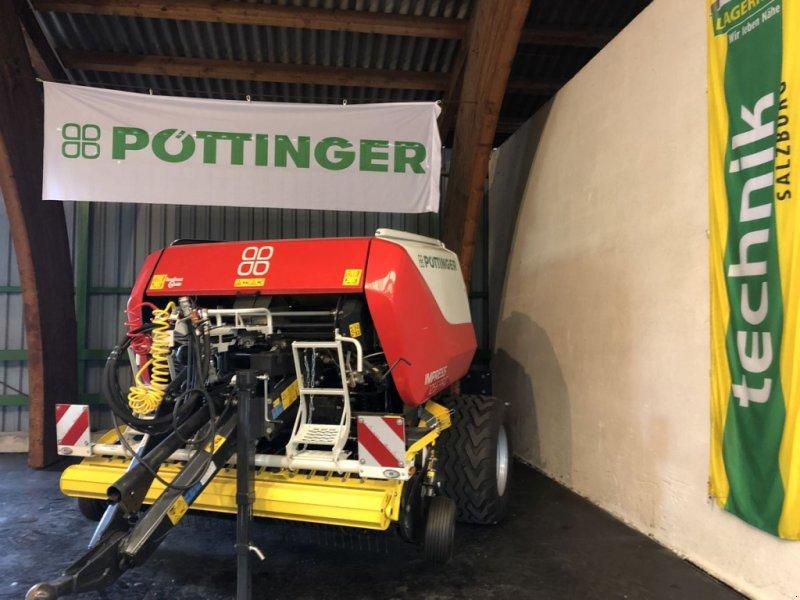 Rundballenpresse des Typs Pöttinger Rundballenpresse Impress 125 F pro, Gebrauchtmaschine in Bergheim (Bild 3)