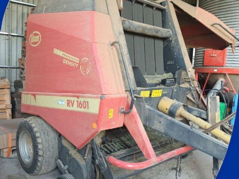 Rundballenpresse des Typs Vicon RV 1601 FILET, Gebrauchtmaschine in RODEZ (Bild 1)