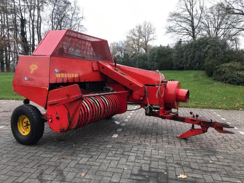 Rundballenpresse типа Welger AP 61, Gebrauchtmaschine в Vriezenveen (Фотография 1)