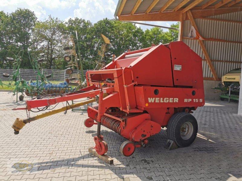 Rundballenpresse a típus Welger RP 15 S, Gebrauchtmaschine ekkor: Waldkappel (Kép 1)