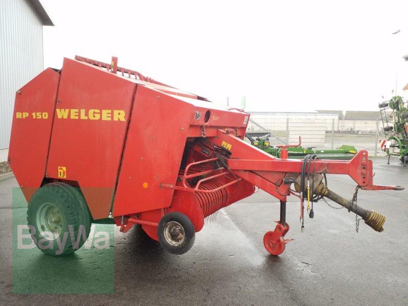 Rundballenpresse a típus Welger RP 150, Gebrauchtmaschine ekkor: Bamberg (Kép 1)
