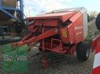 Rundballenpresse des Typs Welger RP 200 in Vetschau/Spreewald