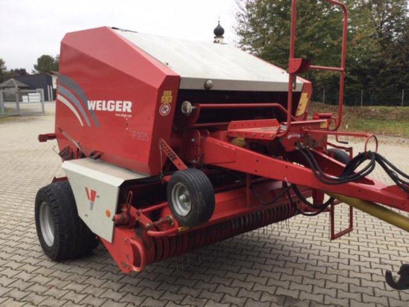 Rundballenpresse des Typs Welger RP 235, Gebrauchtmaschine in Töging a. Inn (Bild 2)