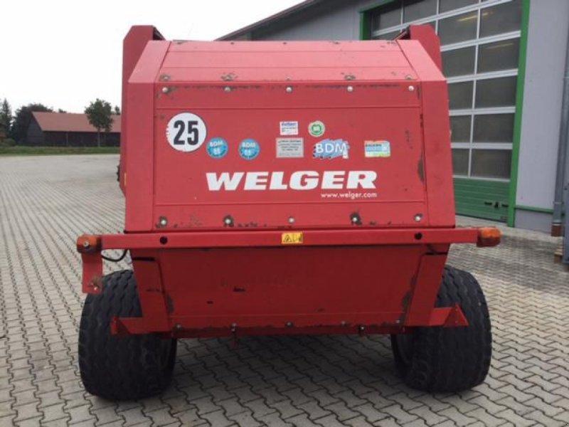 Rundballenpresse des Typs Welger RP 235, Gebrauchtmaschine in Töging a. Inn (Bild 4)