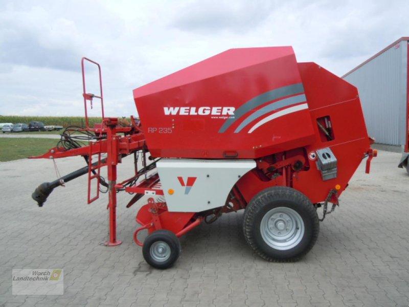 Rundballenpresse типа Welger RP 235, Gebrauchtmaschine в Schora (Фотография 1)