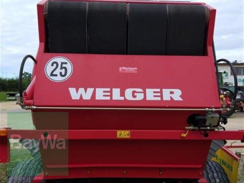Rundballenpresse des Typs Welger RP 420 Farmer, Gebrauchtmaschine in Schwäbisch Gmünd - H (Bild 3)