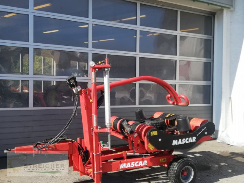 Rundballenwickelgerät типа Mascar 2100, Gebrauchtmaschine в Günzach (Фотография 1)