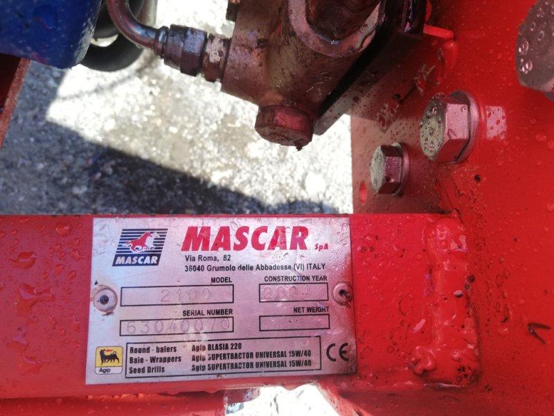 Rundballenwickelgerät des Typs Mascar 2100, Gebrauchtmaschine in Günzach (Bild 3)