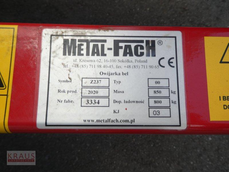 Rundballenwickelgerät типа Metal-Fach Z 237, Neumaschine в Geiersthal (Фотография 3)