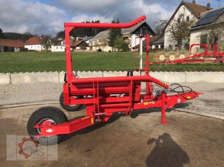 Rundballenwickelgerät des Typs Metal-Fach Z577, Neumaschine in Tiefenbach (Bild 2)