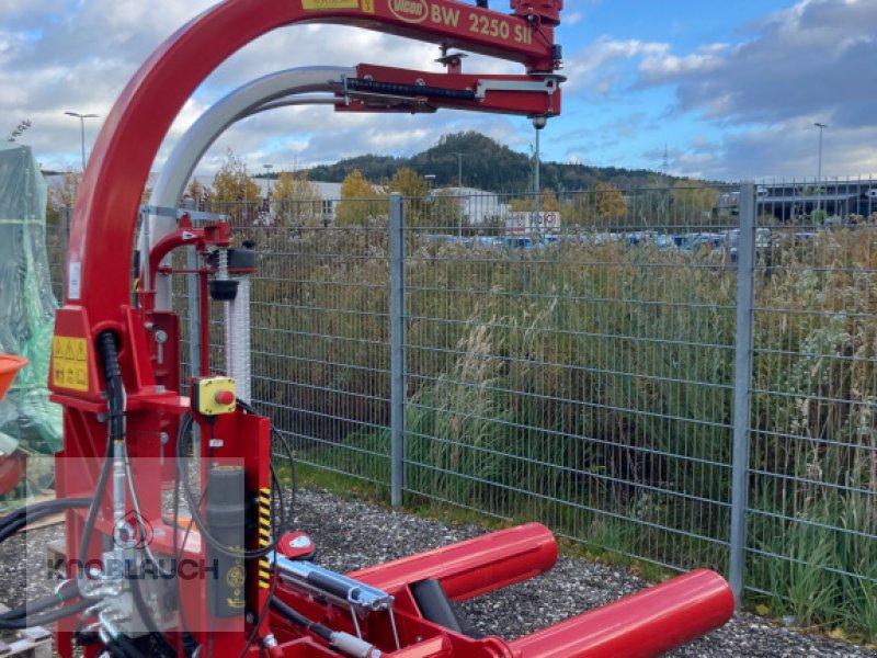 Rundballenwickelgerät des Typs Vicon BW2250 A, Neumaschine in Stockach (Bild 1)