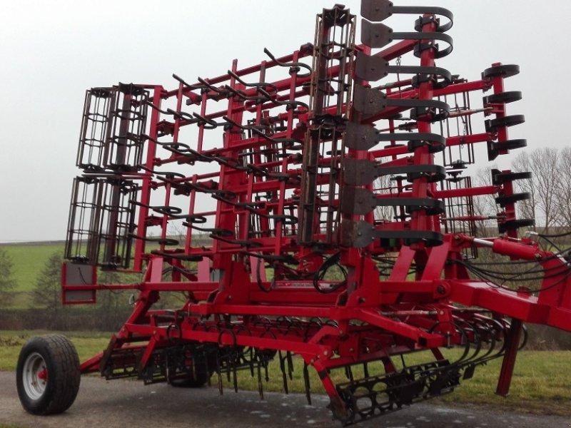 Saatbettkombination/Eggenkombination des Typs Agri Farm Europlan 2, Gebrauchtmaschine in Rittershausen (Bild 1)