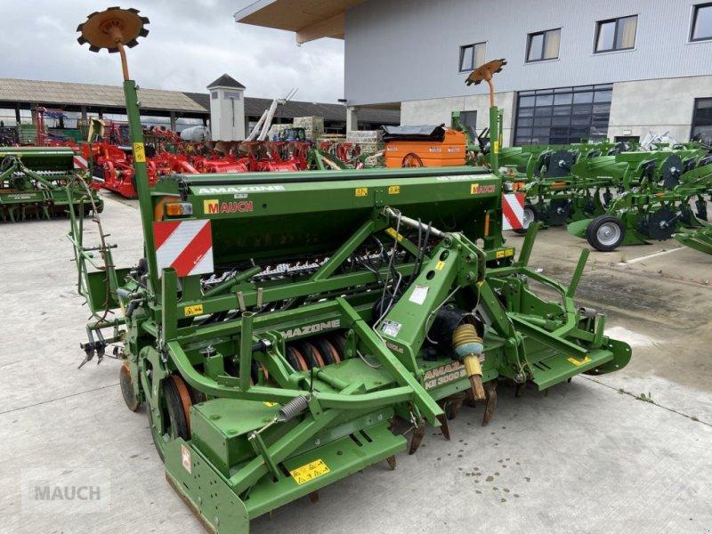Saatbettkombination/Eggenkombination des Typs Amazone AD 3000 + KE 3000 Super, Gebrauchtmaschine in Burgkirchen (Bild 1)