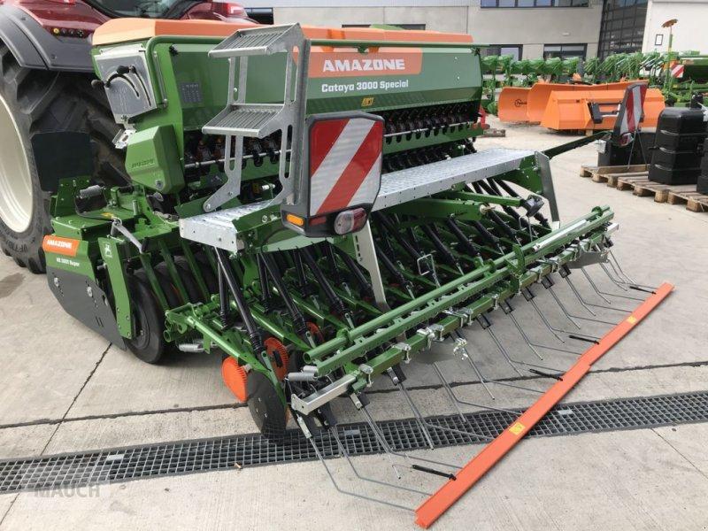 Saatbettkombination/Eggenkombination des Typs Amazone Amazone Cataya 3000 Special, Neumaschine in Burgkirchen (Bild 1)