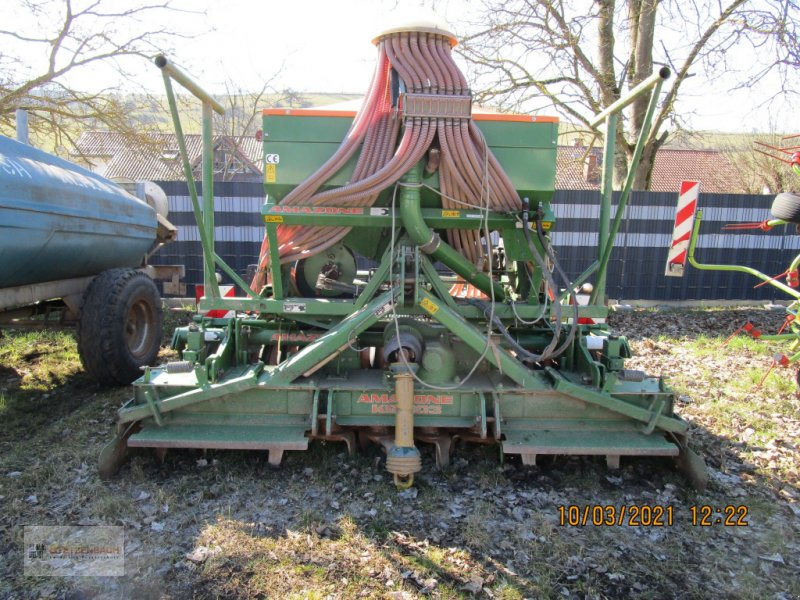 Saatbettkombination/Eggenkombination des Typs Amazone KG 303 + AD-P 303, Gebrauchtmaschine in Niederkirchen (Bild 1)