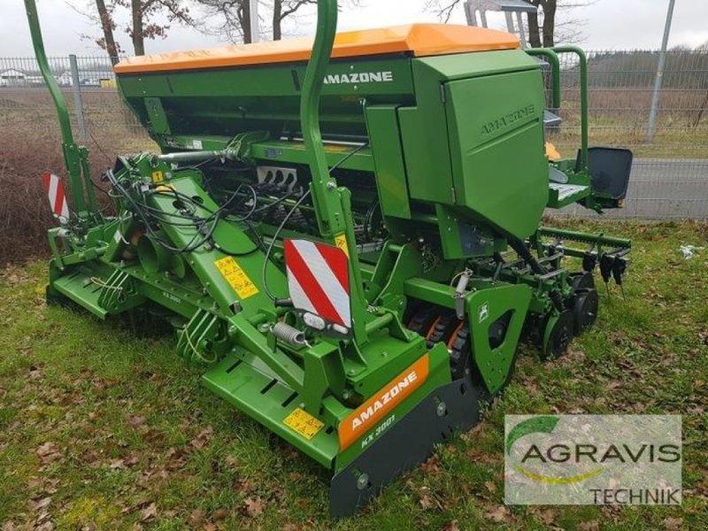 Saatbettkombination/Eggenkombination des Typs Amazone KX 3001/ CATAYA 3000 SUPER, Neumaschine in Nienburg (Bild 1)