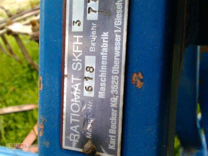 Saatbettkombination/Eggenkombination типа Becker SKFH 3, Gebrauchtmaschine в Groß-Umstadt (Фотография 7)