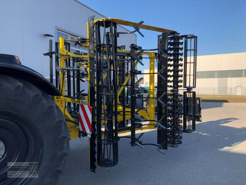 Saatbettkombination/Eggenkombination des Typs Bednar Swifter SN 5000, Neumaschine in Gerasdorf (Bild 1)