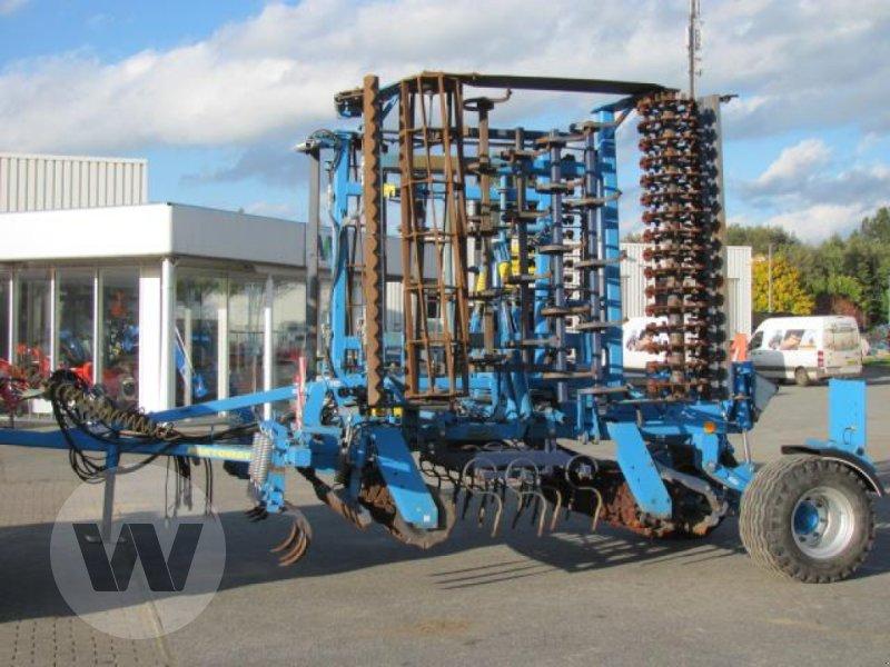 Saatbettkombination/Eggenkombination des Typs Farmet KOMPAKTOMAT K600 PS, Gebrauchtmaschine in Bützow (Bild 2)