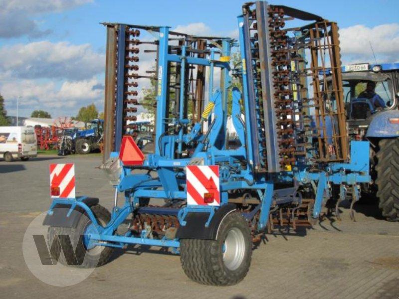 Saatbettkombination/Eggenkombination des Typs Farmet KOMPAKTOMAT K600 PS, Gebrauchtmaschine in Bützow (Bild 3)