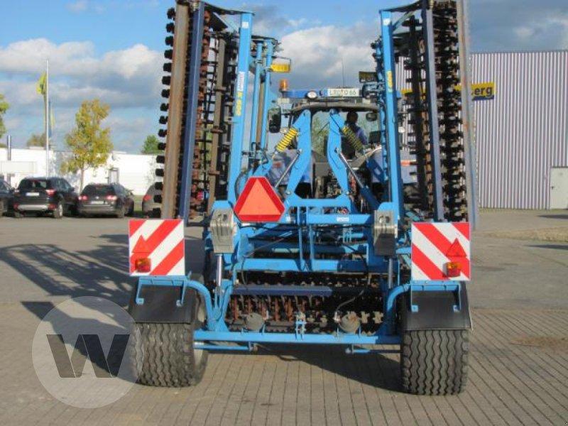 Saatbettkombination/Eggenkombination des Typs Farmet KOMPAKTOMAT K600 PS, Gebrauchtmaschine in Bützow (Bild 4)