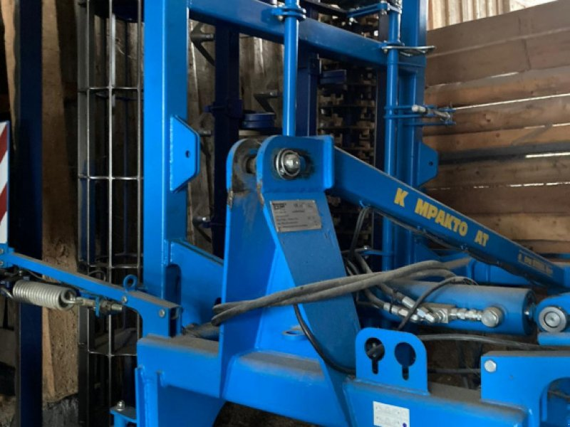 Saatbettkombination/Eggenkombination типа Kompaktor kein lemken 4m, Gebrauchtmaschine в Bad Füssing (Фотография 1)
