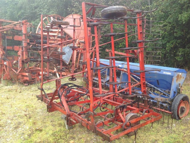 Saatbettkombination/Eggenkombination типа Kongskilde 6m, Gebrauchtmaschine в Toftlund (Фотография 1)