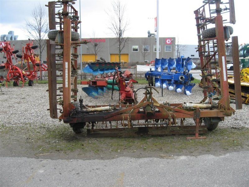 Saatbettkombination/Eggenkombination tip Kongskilde SLA 8m, Gebrauchtmaschine in Roskilde (Poză 1)