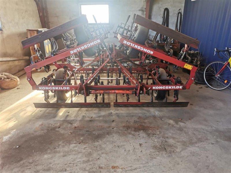 Saatbettkombination/Eggenkombination типа Kongskilde Super Q 4,9 m med efterharve & rotorsmuldrer, Gebrauchtmaschine в Egtved (Фотография 1)