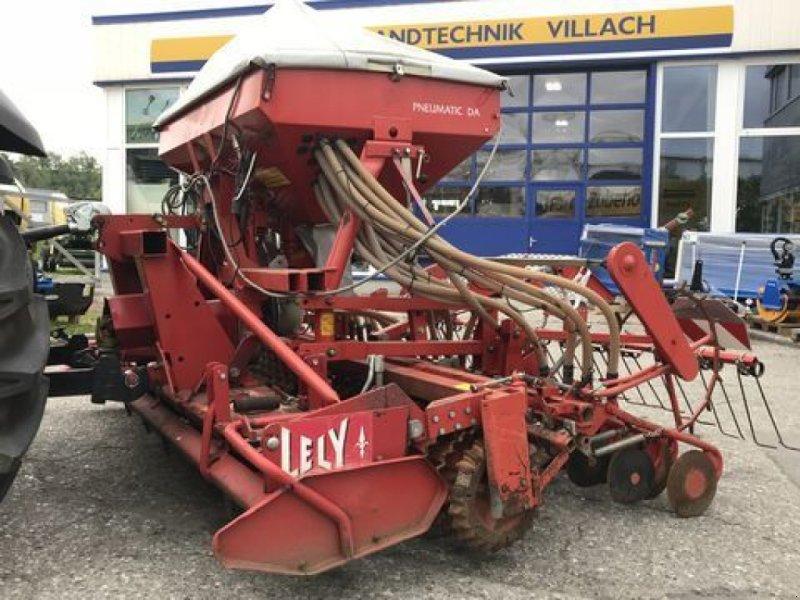 Saatbettkombination/Eggenkombination des Typs Lely 300 ESC, Gebrauchtmaschine in Villach (Bild 1)