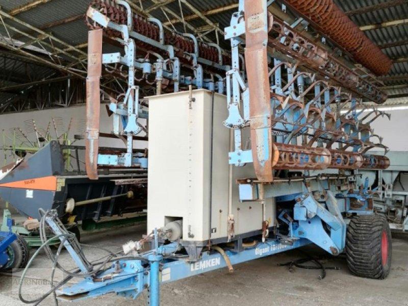 Saatbettkombination/Eggenkombination typu Lemken Gigant 10/1000 Kompaktor, Gebrauchtmaschine w Prenzlau (Zdjęcie 1)
