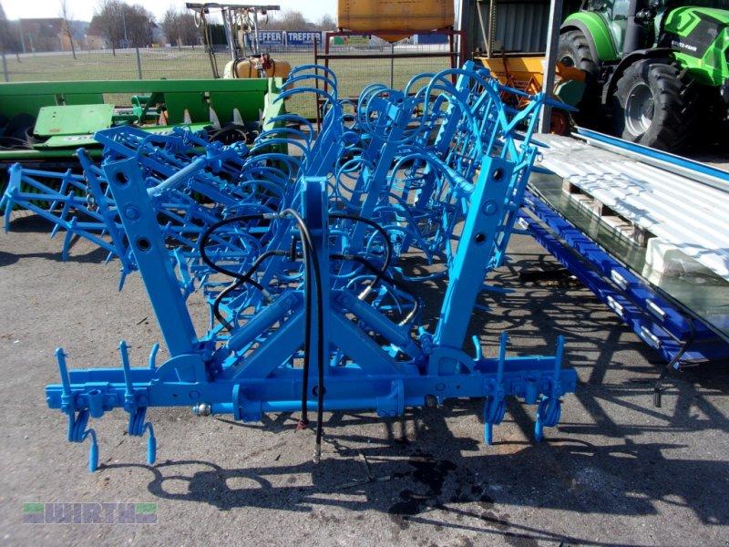 Saatbettkombination/Eggenkombination des Typs Lemken Koralle 3/340, Gebrauchtmaschine in Buchdorf (Bild 1)