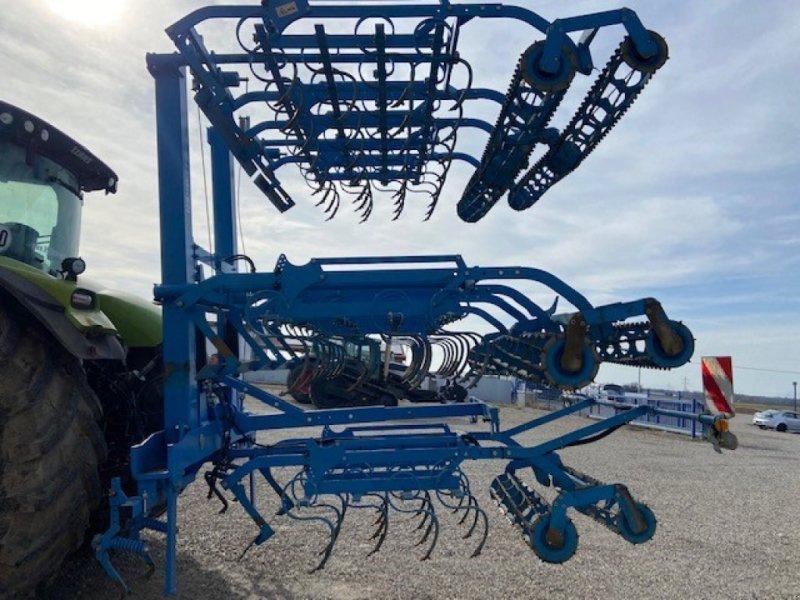 Saatbettkombination/Eggenkombination des Typs Lemken Korund 8  750K Marathonzinken, Gebrauchtmaschine in Schutterzell (Bild 1)
