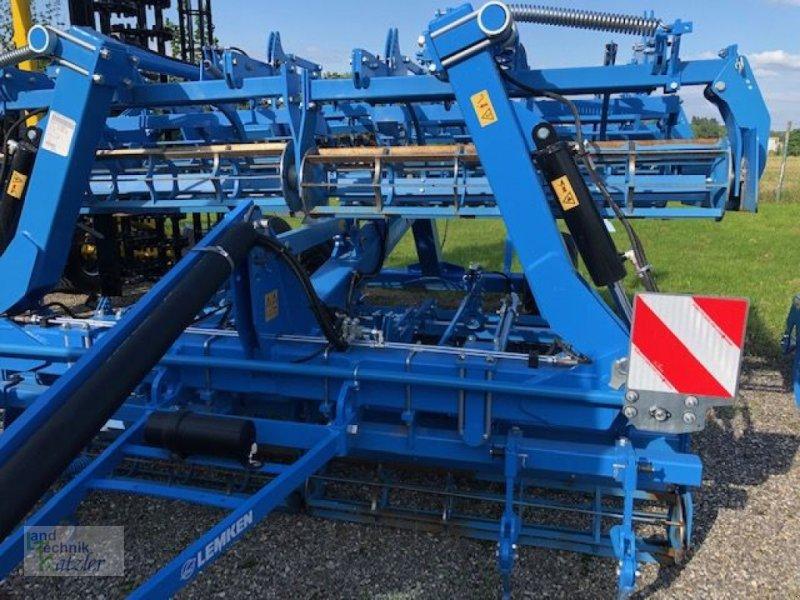 Saatbettkombination/Eggenkombination des Typs Lemken System-Kompaktor  K 600 A GFS, Vorführmaschine in Deutsch-Wagram (Bild 1)